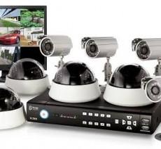บริการงานระบบสื่อสาร ระบบกล้องวงจรปิด Communication System, CCTV