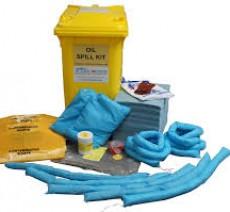 อุปกรณ์ป้องกันการหกรั่วไหลของสารเคมีและวัสดุดูดซับ Oil & Chemical Absorbent