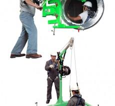 อุปกรณ์สำหรับงานในที่อับอากาศ Confined Space Devices
